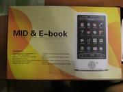 интернет-планшет MID & E-book M001