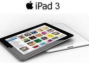 Apple iPad 3 64Gb Wi-Fi + 4G white